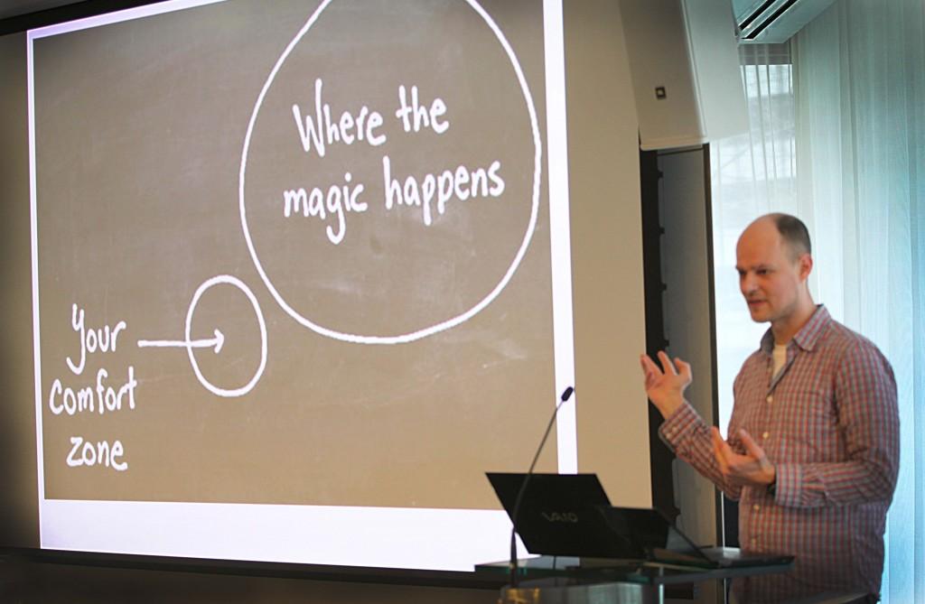 Bjorn Where the Magic Happens